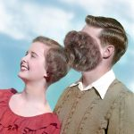 Traces, la manipolazione della memoria nei fotomontaggi di Weronika Gesicka | Collater.al 9