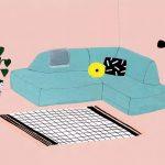 interior design illustrato di Lianne Nixon | Collater.al 15
