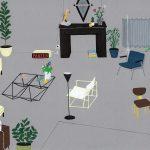 interior design illustrato di Lianne Nixon   Collater.al 5