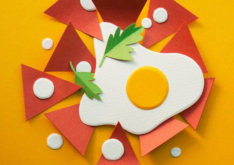 100 Paper Breakfasts, colazioni di carta dal mondo