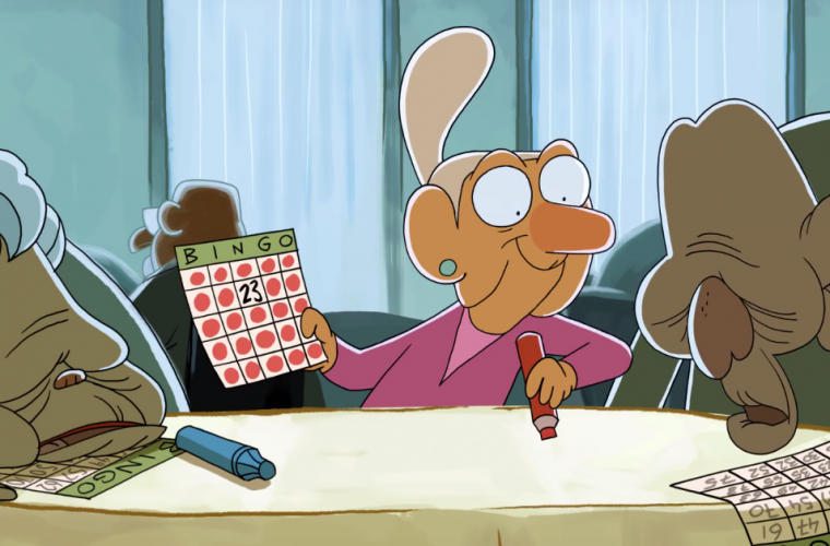Short video for Breakfast – Bingo, when the game is everything