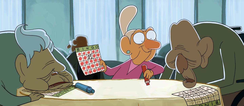 Bingo Frame Order | Collater.al 3