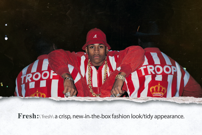 Fresh Dressed, Nas documentary on the history of hip hop fashion