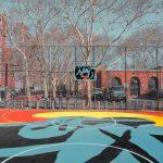 I campi di basket newyorkesi di Ludwig Favre   Collater.al 1