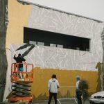 I due murales di Ampparito per lo Street Prints in Nuova Zelanda | Collater.al 4