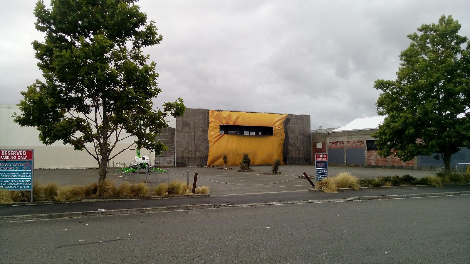 I due murales di Ampparito per lo Street Prints in Nuova Zelanda | Collater.al 5