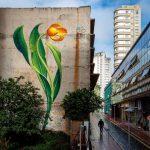 I murales naturalistici di Mona Caron | Collater.al 10