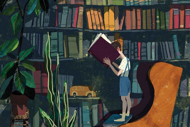 Il mondo incantato dell'illustratrice Victoria Semykina