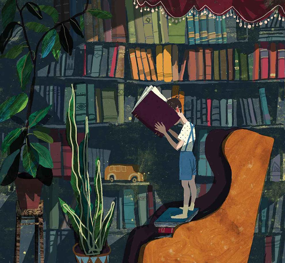 Il mondo incantato dell'illustratrice Victoria Semykina | Collater.al 2