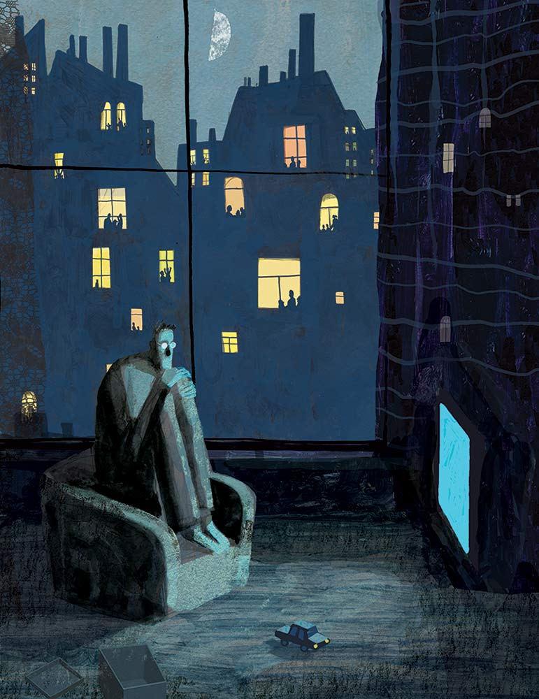 Il mondo incantato dell'illustratrice Victoria Semykina | Collater.al 3