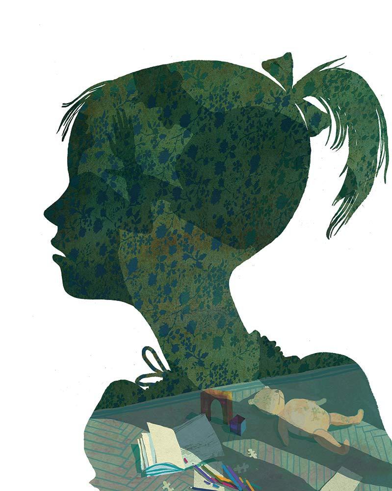 Il mondo incantato dell'illustratrice Victoria Semykina | Collater.al 4