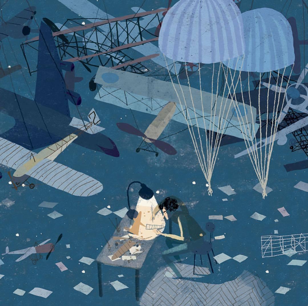 Il mondo incantato dell'illustratrice Victoria Semykina | Collater.al 7