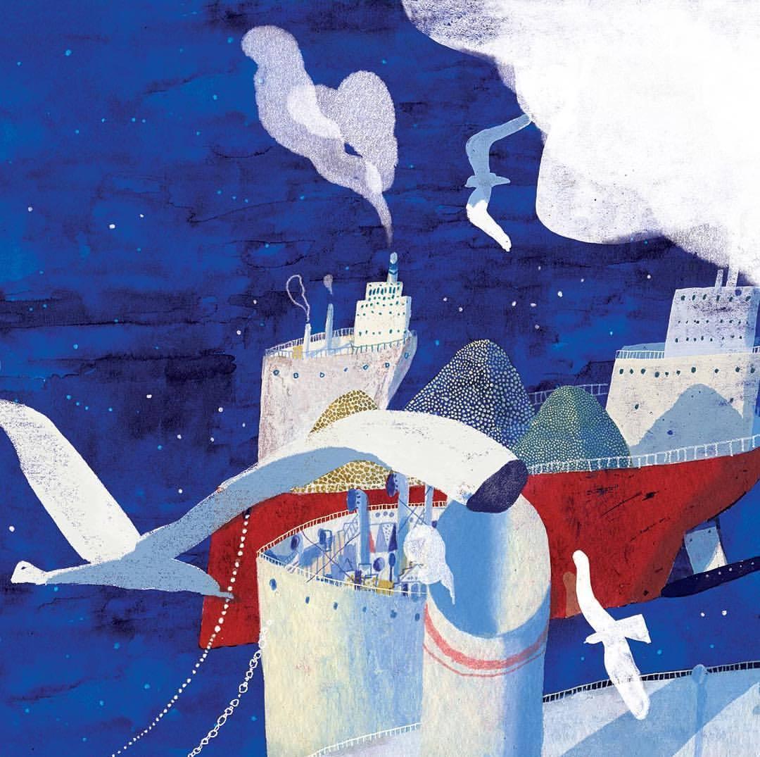 Il mondo incantato dell'illustratrice Victoria Semykina | Collater.al 8