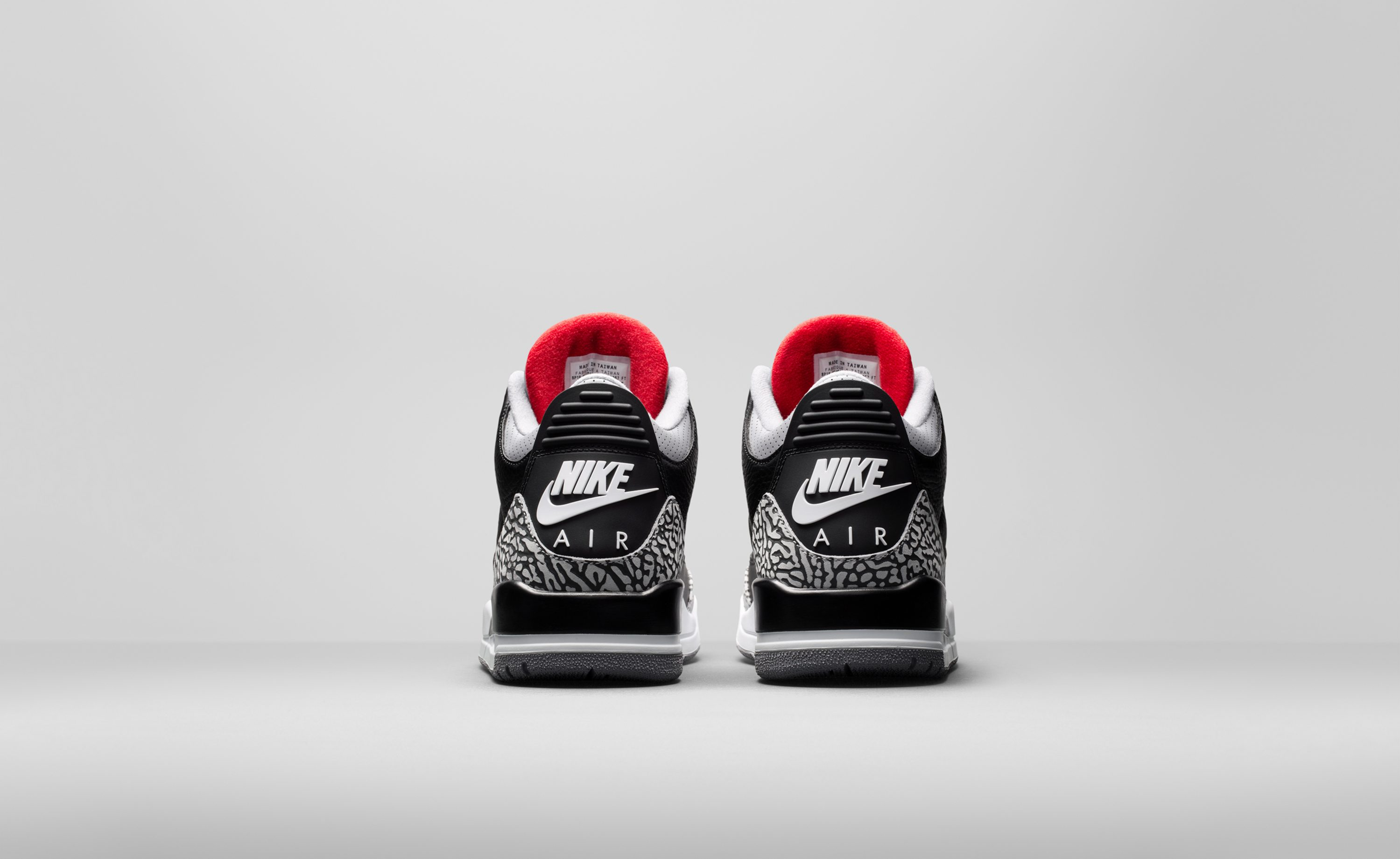 In arrivo le Air Jordan III BLACK CEMENT | Collater.al