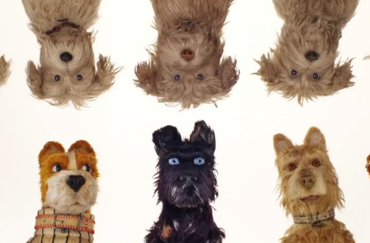Isle of Dogs, a new clip from the stop motion movie by Wes Anderson