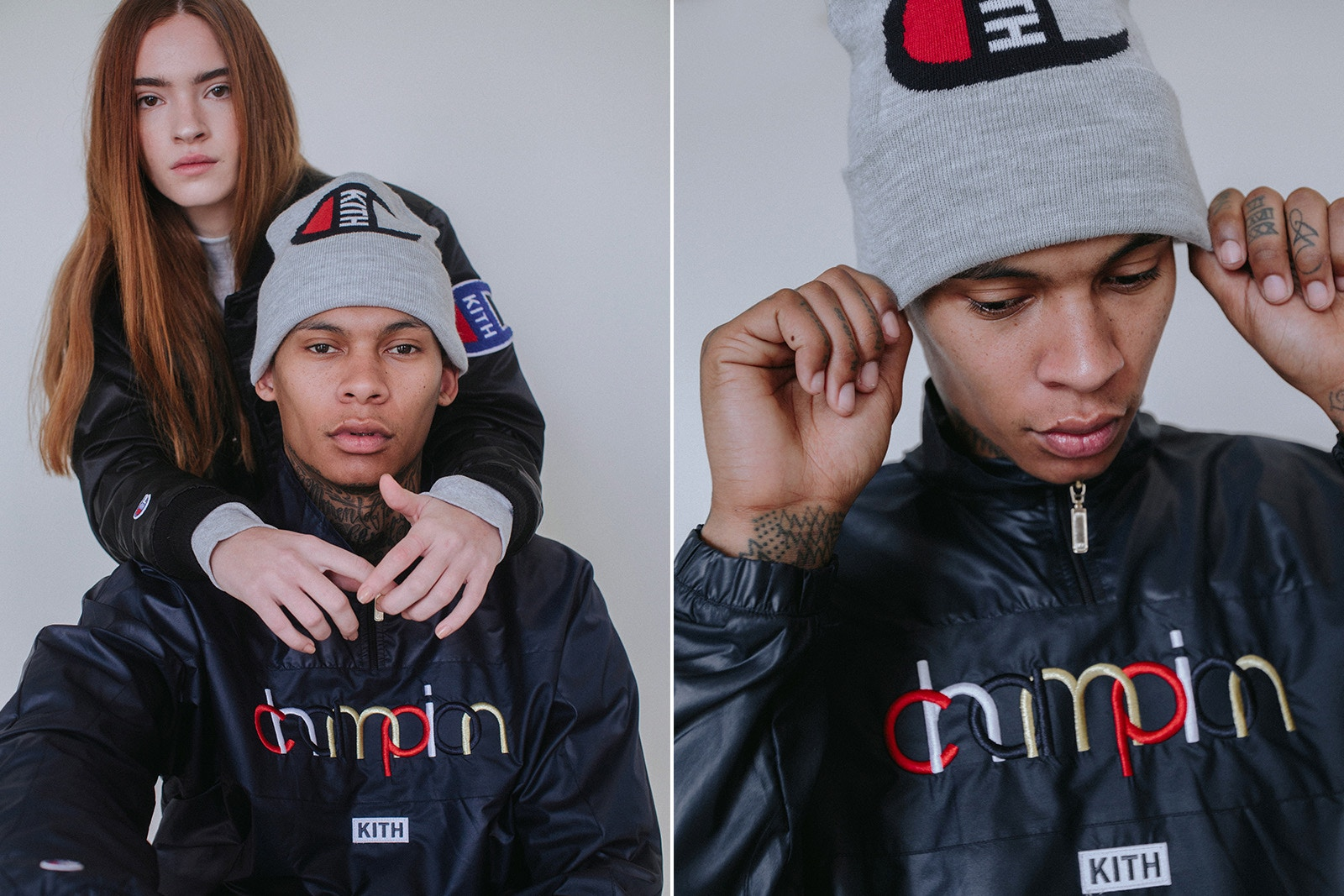 KITH rielabora il logo di Champion per una nuova capsule collection | Collater.al 10