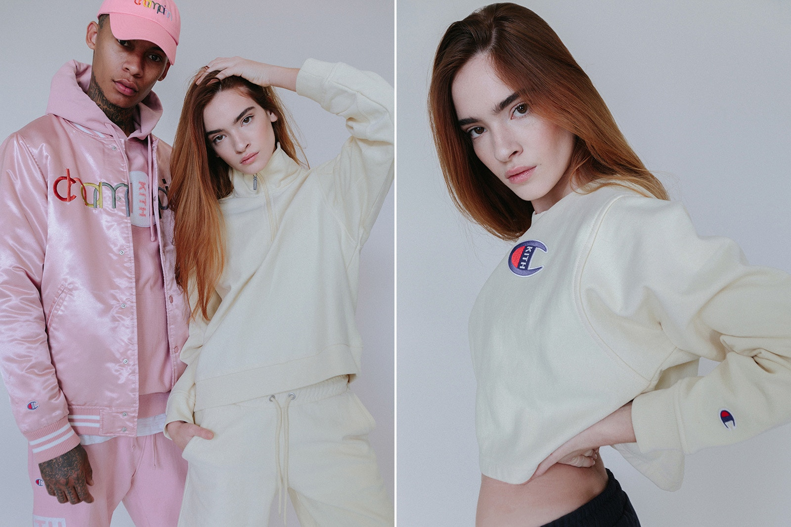 KITH rielabora il logo di Champion per una nuova capsule collection | Collater.al 12