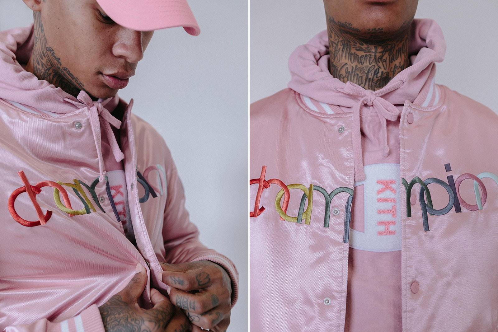 KITH rielabora il logo di Champion per una nuova capsule collection | Collater.al 13