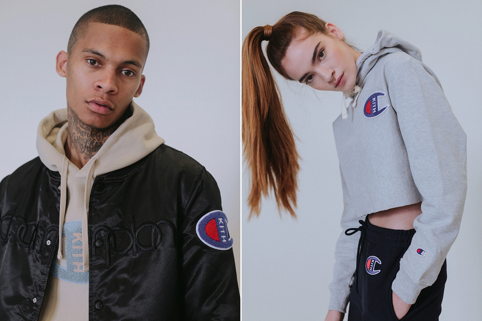 KITH rielabora il logo di Champion per una nuova capsule collection | Collater.al 16