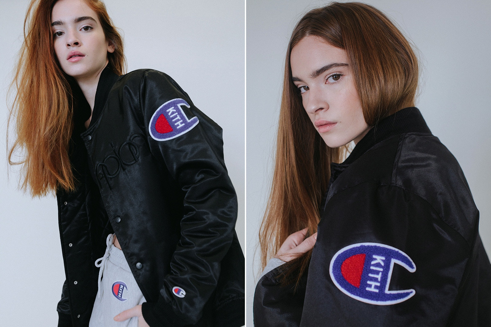 KITH rielabora il logo di Champion per una nuova capsule collection | Collater.al 9
