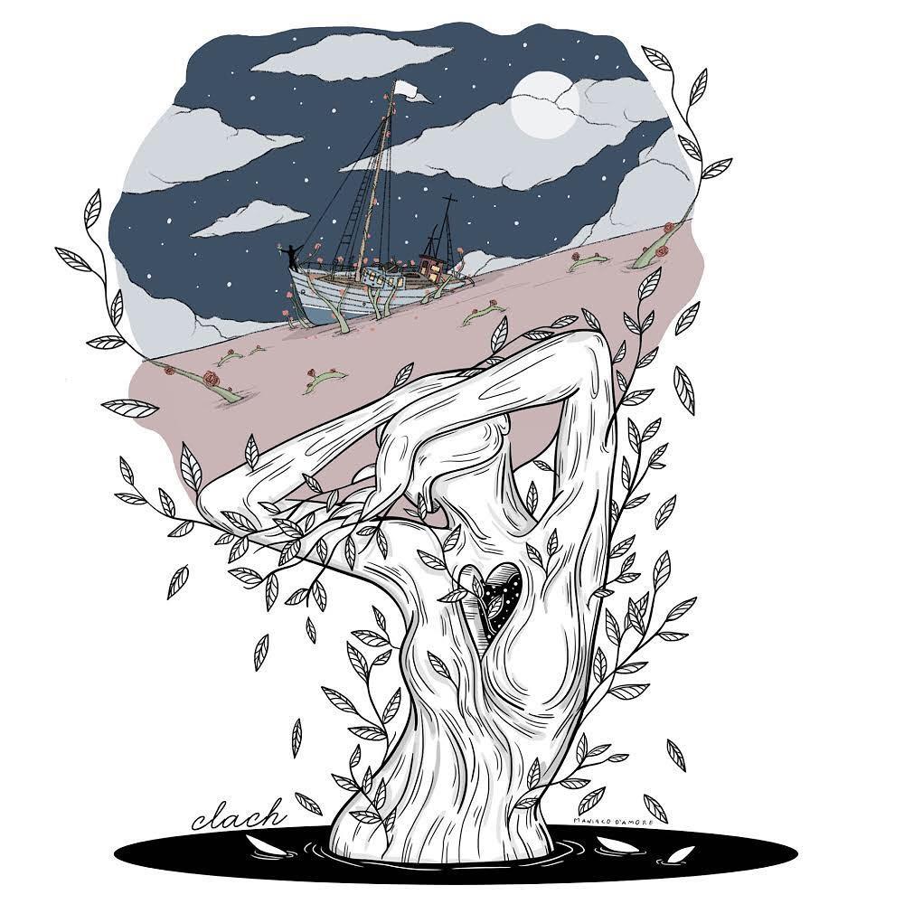 Le illustrazioni innamorate di Pietro Tenuta aka maniacodamore | Collater.al 3