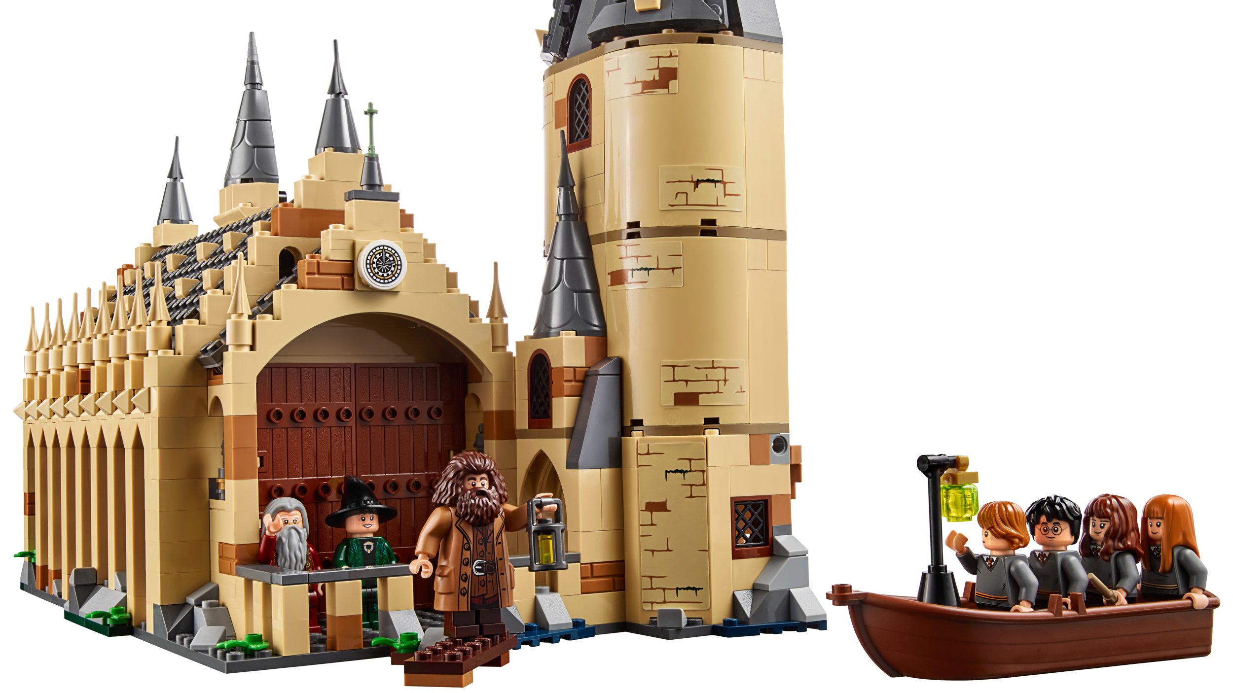 Lego rende omaggio ad Harry Potter con il set di Hogwarts | Collater.al 1