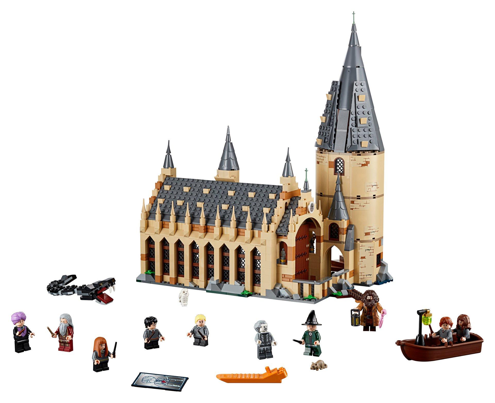 Lego rende omaggio ad Harry Potter con il set di Hogwarts | Collater.al 2