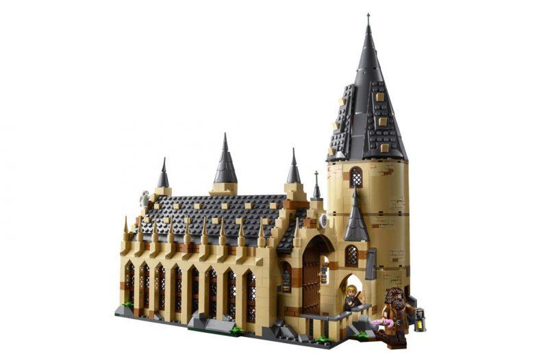 Lego rende omaggio ad Harry Potter con il set di Hogwarts