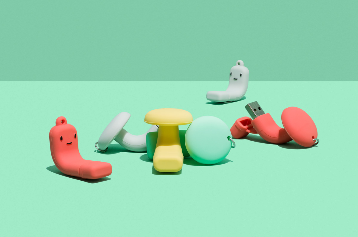Permafrost x MINISO, dispositivi elettronici che sembrano giocattoli | Collater.al 8