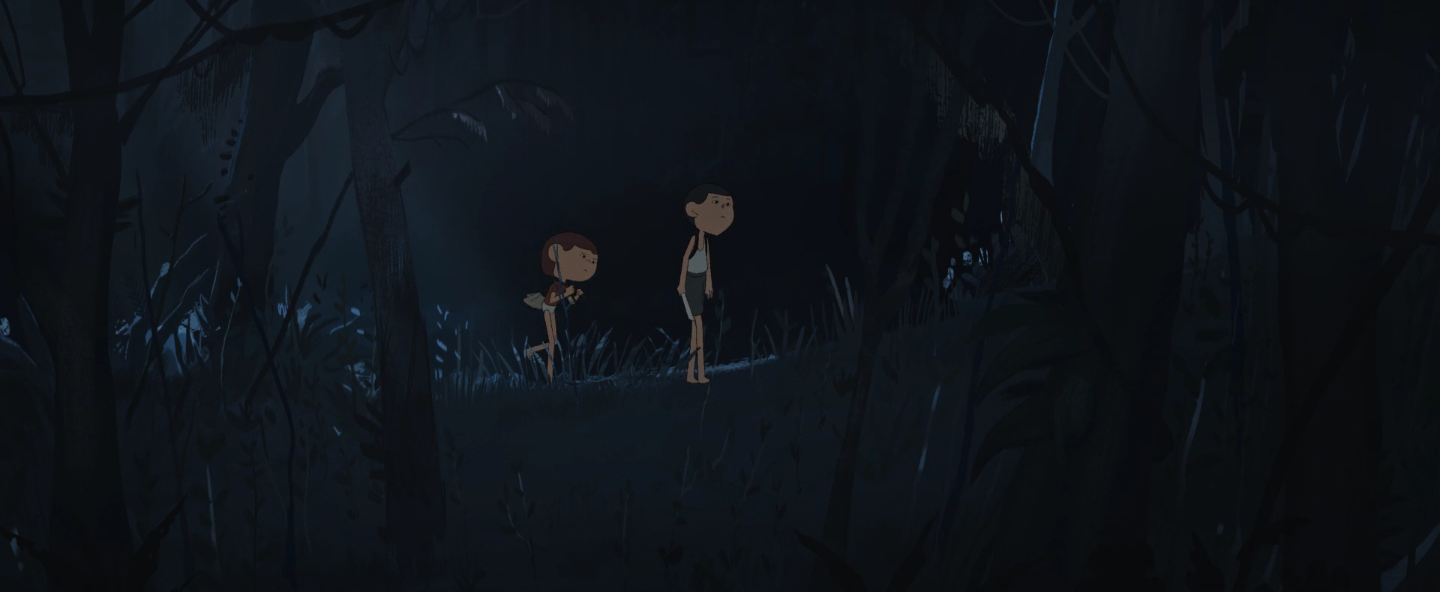 Short video for Breakfast – Pieds Nus, the strange story of a family