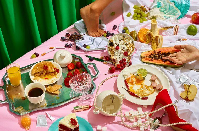 Sex for Breakfast, l'accattivante progetto NSFW di Paloma Rincón e Pablo Alfieri