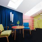 The Pokrovka 6 Hotel, hotel boutique che gioca con i colori | Collater.al 15