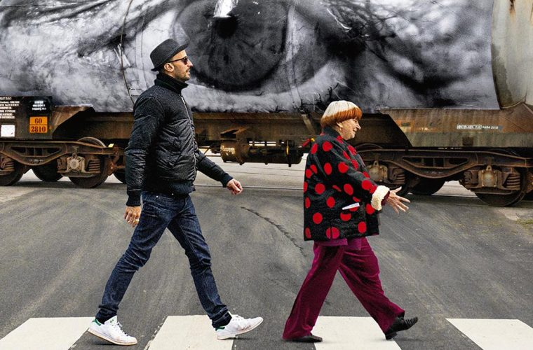 Visages Villages, Agnès Varda and Jr documentary is competing for an Oscar