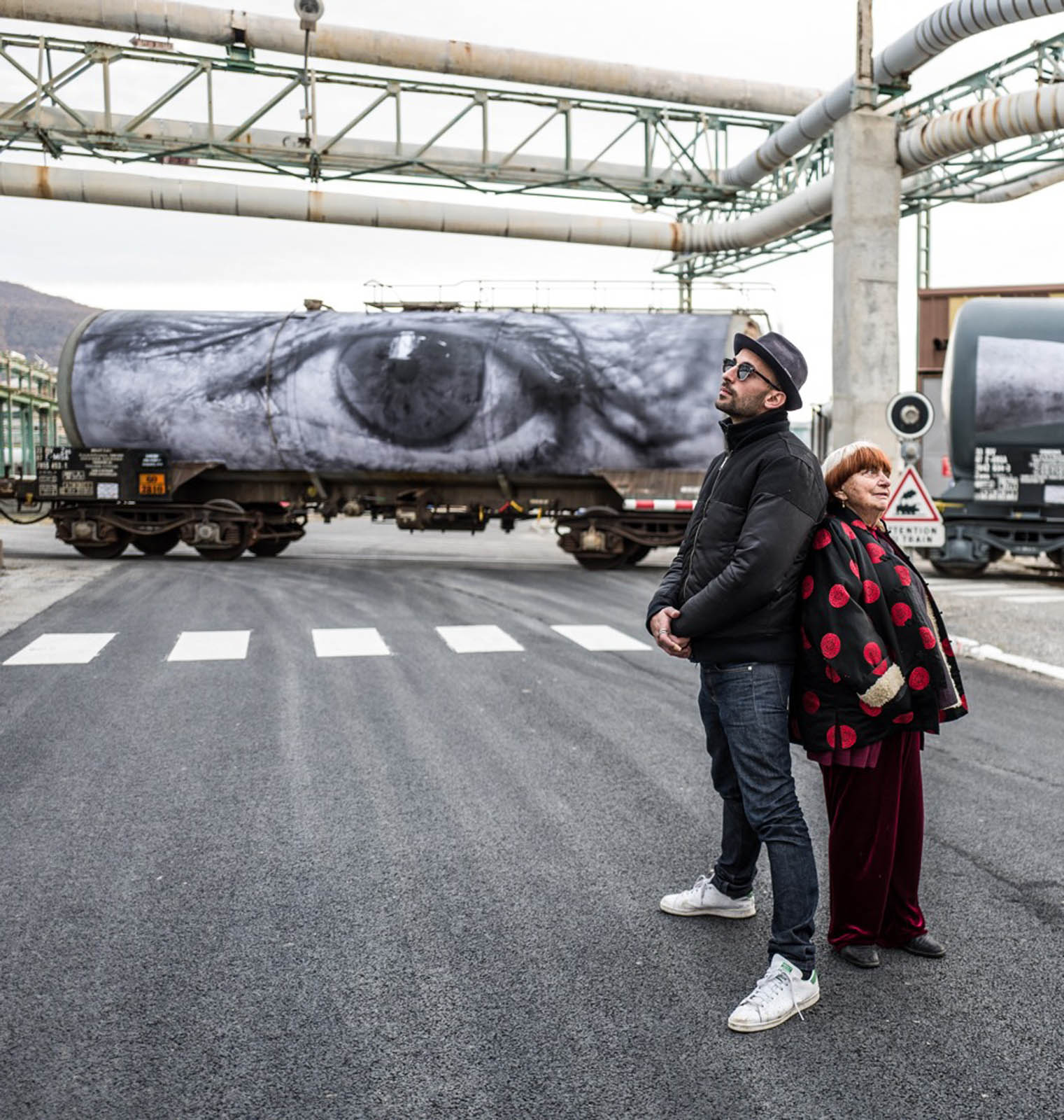 Visages Villages, il documentario di Agnes Varda e Jr in gara per un Oscar | Collater.al 5