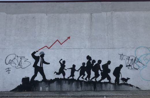 Banksy in New York, two new murals in Brooklyn