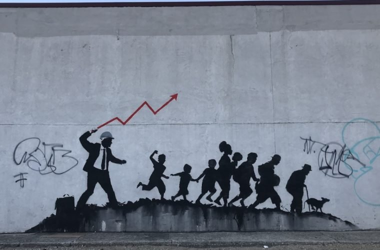 Banksy a New York, due nuovi murales a Brooklyn