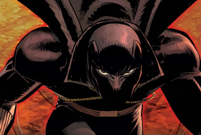 Black Panther arrives on youtube with a motion comic series
