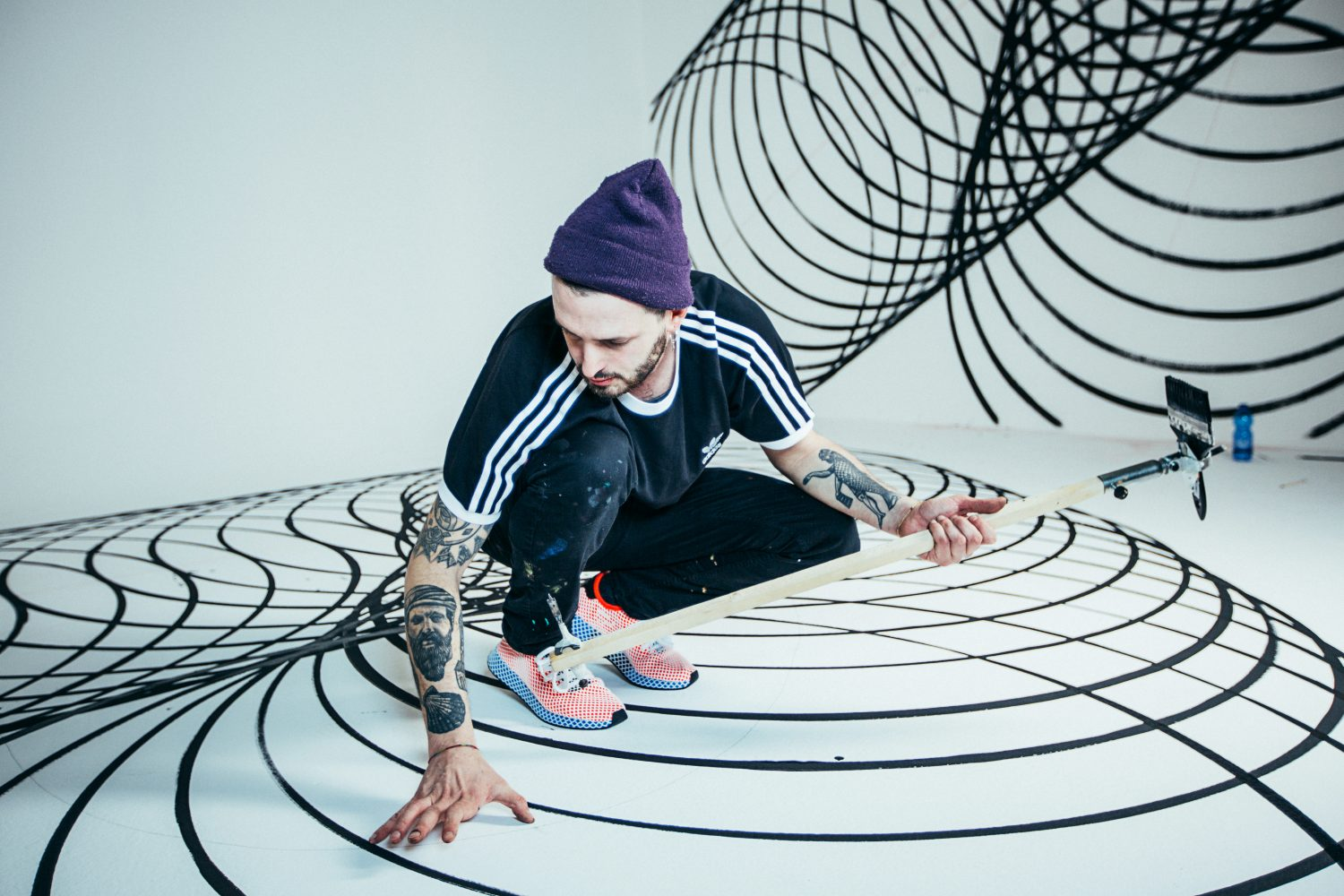 Collater.al x adidas Originals DEERUPT | Collater.al 3