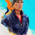 Denis Gonchar ha ritratto i migliori volti degli Oscar | Collater.al 3
