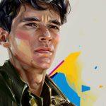 Denis Gonchar ha ritratto i migliori volti degli Oscar | Collater.al 8
