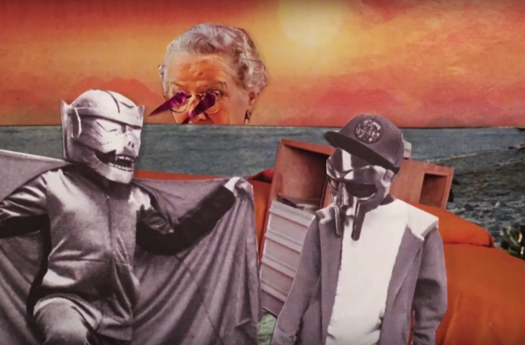 Guarda Bomb Thrown, il primo video di Czarface & MF DOOM