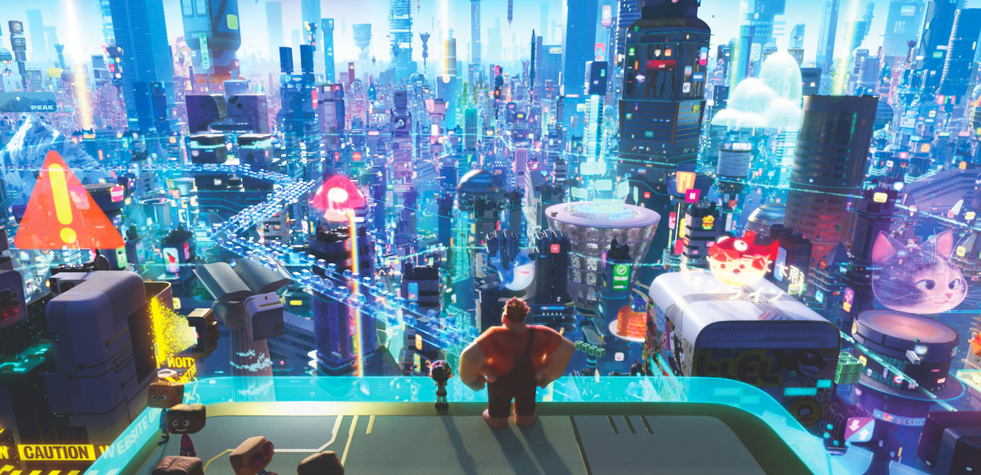 Guarda il trailer di Ralph Spaccattutto 2 Ralph Breaks the Internet | Collater.al 1