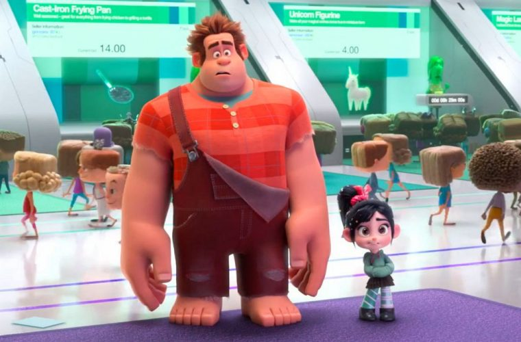 Short video for Breakfast – Guarda il trailer di Ralph Spaccattutto 2: Ralph Breaks the Internet