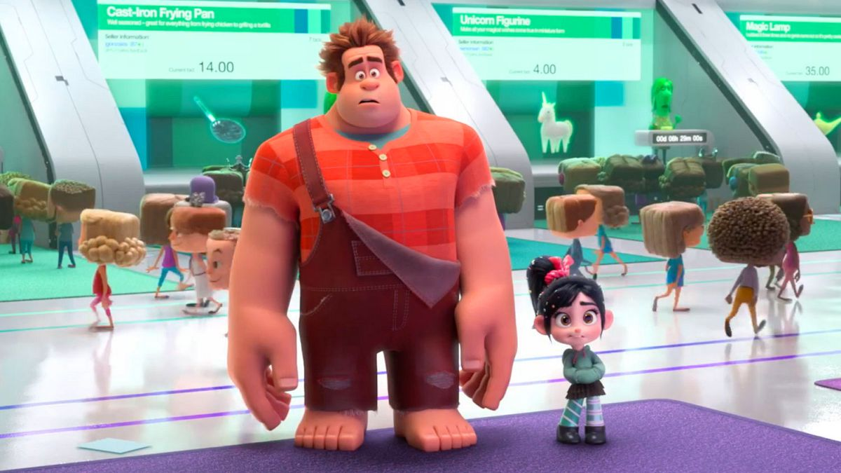 Guarda il trailer di Ralph Spaccattutto 2 Ralph Breaks the Internet | Collater.al 4