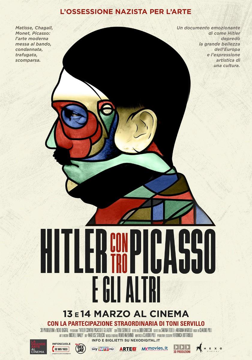Hitler contro Picasso e gli altri è il film che racconta il rapporto tra il furher e l'arte | Collater.al 1