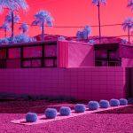 Infra Realism, Palm Springs si veste di rosa nelle foto di Kate Ballis | Collater.al 13
