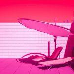 Infra Realism, Palm Springs si veste di rosa nelle foto di Kate Ballis | Collater.al 17