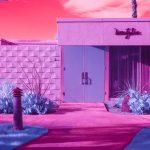 Infra Realism, Palm Springs si veste di rosa nelle foto di Kate Ballis | Collater.al 2