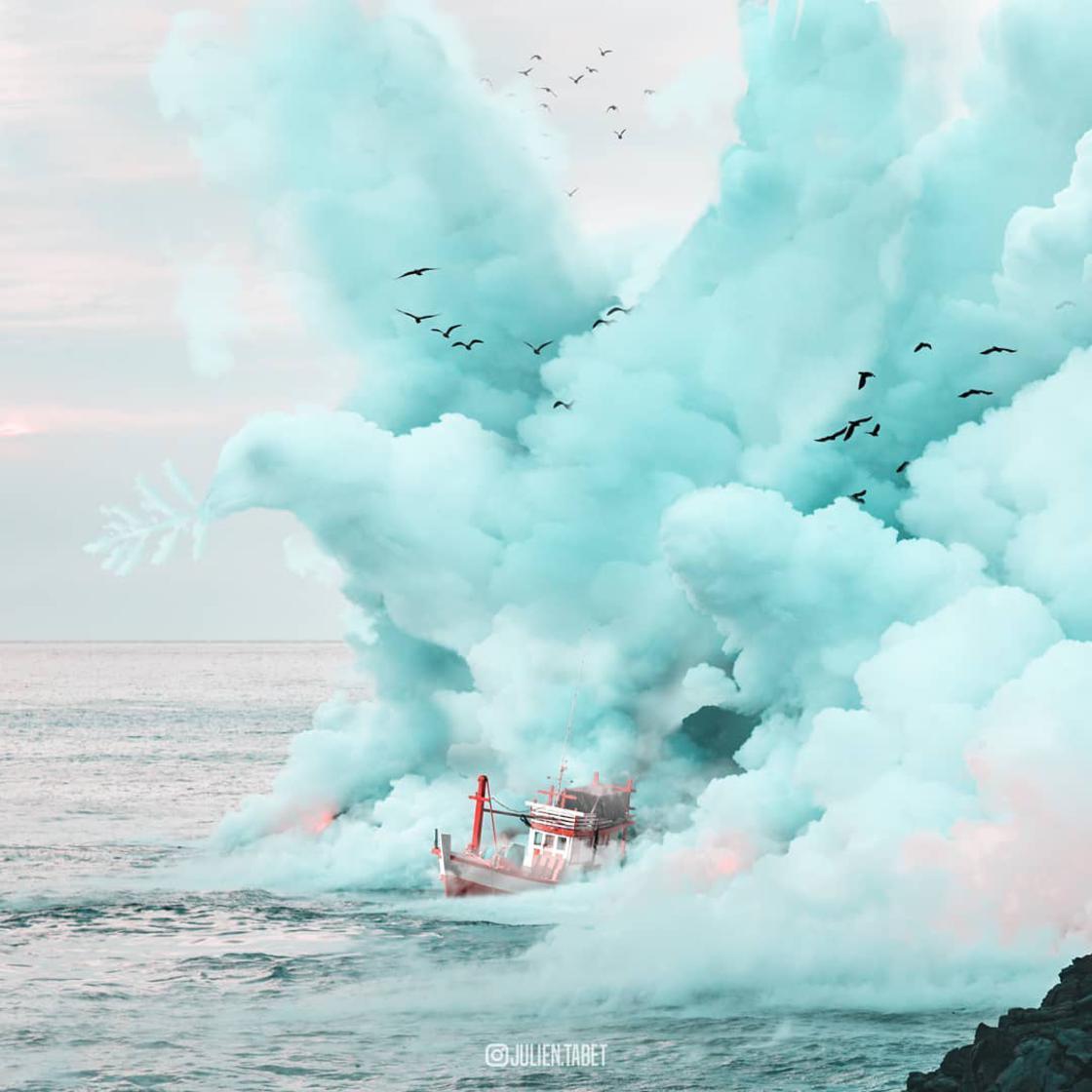 Le creazioni fantastiche di Julien Tabet | Collater.al 14