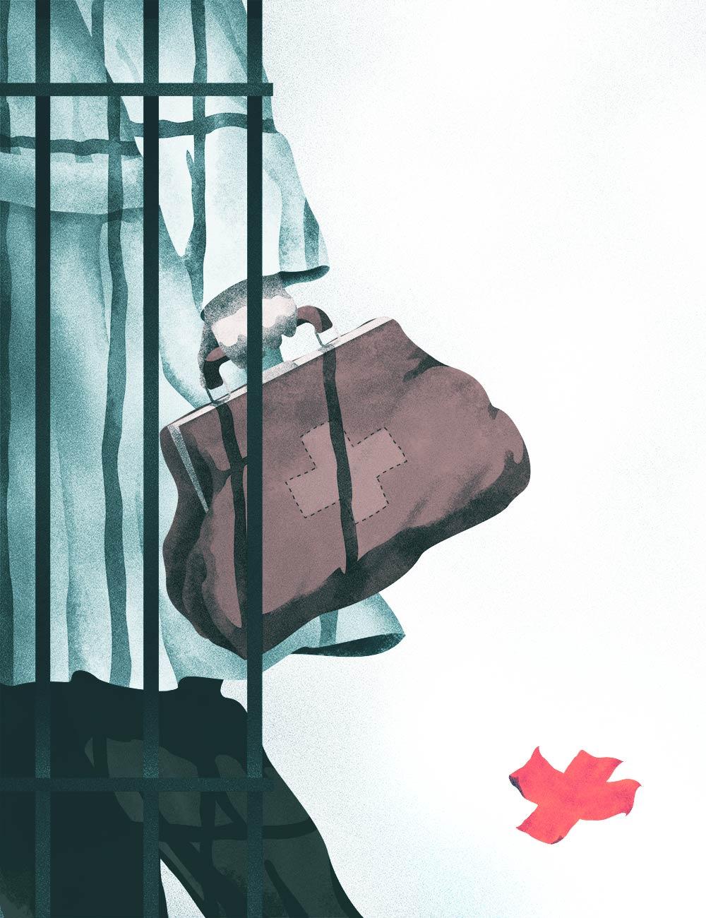 Le illustrazioni concettuali di Paolo Beghini | Collater.al 5